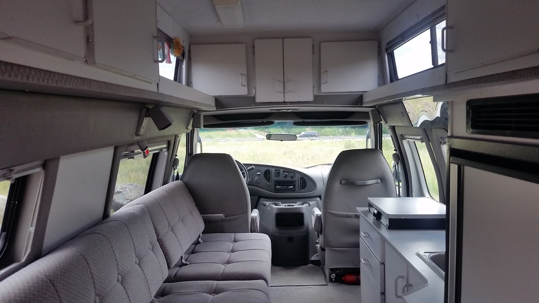 Off Roading Near Me >> Sportsmobile 4x4 Camper Van for Sale! - Miles in the Mirror