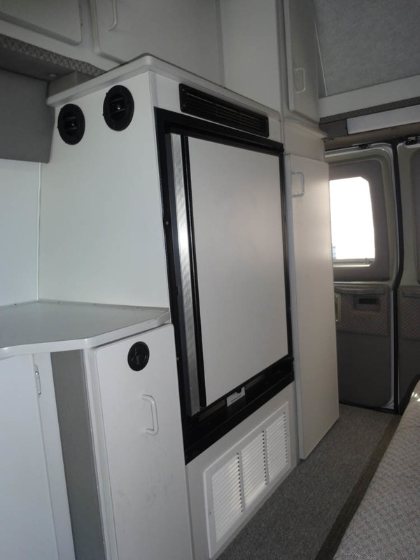 Campers For Sale Near Me >> Sportsmobile 4x4 Camper Van for Sale! - Miles in the Mirror